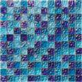 Alttoglass River Blue Blend Square