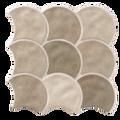 Porcelain Tile. Scale Series Mud