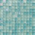 Alttoglass Bahamas Inagua 1x1 glass tile