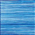 "Alttoglass Barbados Electric Blue 6""x6"""