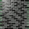 Alttoglass Sea Black & Grey