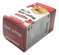 NUTRIDOM Premium Royal Jelly 1000mg 120Softgels(加拿大 NUTRIDOM 蜂王浆精华 1000mg 120粒入)