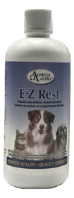 Omega Alpha Pets Performance & Mobility- E-Z Rest (Promotes and Enhances Relaxed Behaviour)