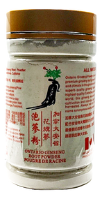 Pure Canada Ontario Ginseng Powder(Standard Can) 150 g(Pure Canada Ontario Ginseng Powder(Standard Can) 150 g)