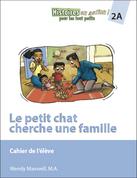 HEATP2A / Le petit chat cherche une famille - Student Workbook