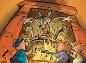 SHEA1A / Los tres cerdos pequeños : kit