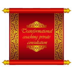 A private one-on-one Transformational Coaching Consultation with Melody 1 hour 15 minutes