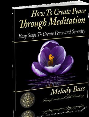 How To Create Peace Through Meditation E-Book