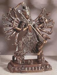 Standing Durga