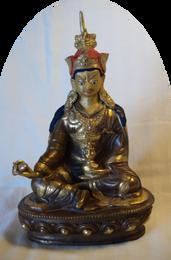 """Guru Rinpoche Statue, 8"""""""