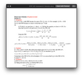 STAT 401 Homework 6 Solution (Penn State University)