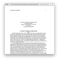 ACCT 574 Case Study Toshiba's Accounting Scandal (Keller)