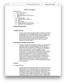 Strayer CIS 499 Assignment 2 Business Requirements