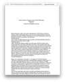 PSY 510 Research Question, Hypothesis, and Annotated Bibliography