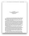 SOCI 213 Assignment 3 Annotated Bibliography (American Public University)