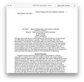 HRM 522 Case Study 1 Walmart Manages Ethics and Compliance Challenges (Strayer)
