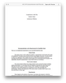 ACC 574 Comprehensive Audit Plan (Strayer)