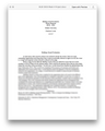 BUSI 2003 Week 4 Project (Walden University)