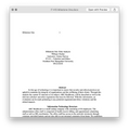IT 415 Milestone One / Advanced Info Systems Design