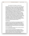 Ashford PSY 699 Week 4 Assignment Thesis Statement for the Integrative Literature Review