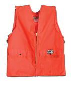 HEAVY DUTY BLAZE ORANGE VEST #411