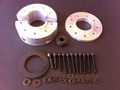 What comes with your Gas Powered Bicycle Motor Clamshell Sprocket Adapter Large.