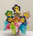 birthday cookie bouquets