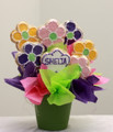 Flower Garden Cookie Bouquet