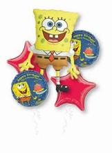 spongebob balloon
