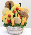 Stonehenge Fruit & Cookie Bouquet.