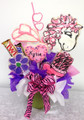 Cowgirl cookie bouquet