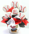 Baseball / Softball Cookie Bouquet