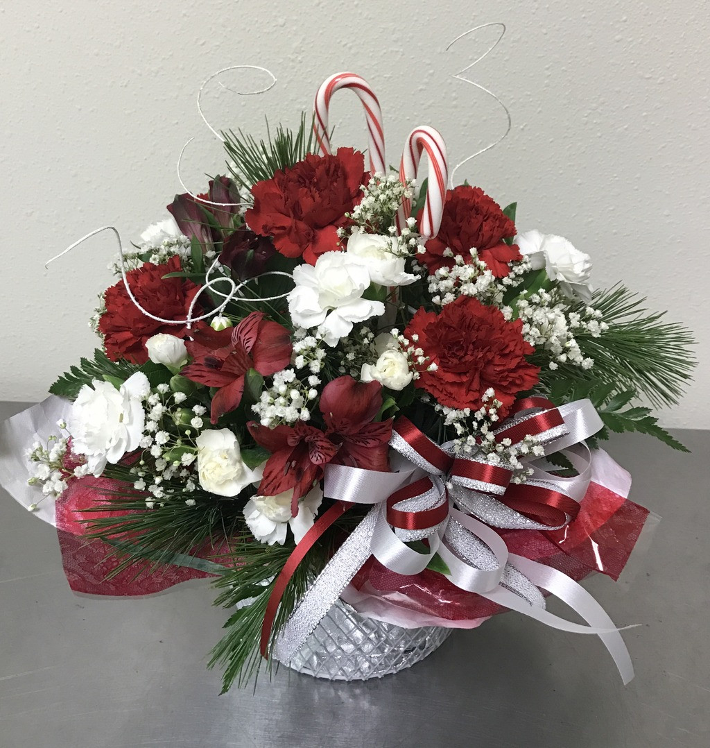 Christmas Florals Flower Shop Abilene