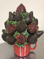 1 Special Person Chocolate Covered Bouquet (Large)