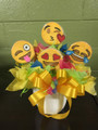 Emoji Cookie Bouquet