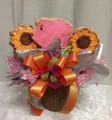 Pinkie The Pig Mixed Bouquet
