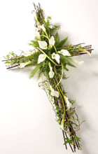 cala lily funeral flowers