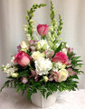 rose arrangements