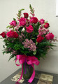 2 Dozen Mixed colors Premium Roses