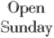florist open sunday