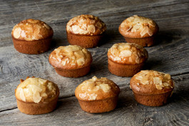 Almond Friands