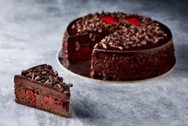 Chocolate Raspberry Cake Sydney
