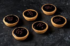 6cm Chocolate Tart