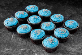 Best Blue Cupcakes Sydney Delivered