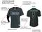 2020  Pali Baseball BLACK-OUT Custom Jersey