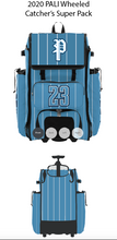 2020 Wheeled custom catchers pack