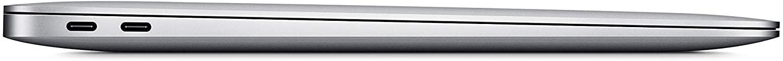 MacBook Air 2020 Left view silver