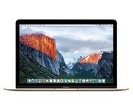 "Apple 12"" Retina MacBook (8 GB RAM, 256 GB SSD, Gold), Early 2016"