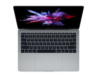 Apple MacBook Pro Retina 13.3-Inch Laptop (2.3GHz Intel Core i5, 8GB RAM, 256GB SSD, Thunderbolt 3, USB-C),  Space Gray, Mid-2017 - Fair