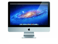 Apple iMac 21.5-Inch Desktop  (2.5Ghz Core i5 Quad Core, 4GB RAM, 500 GB HD, Thunderbolt), Fair Grade